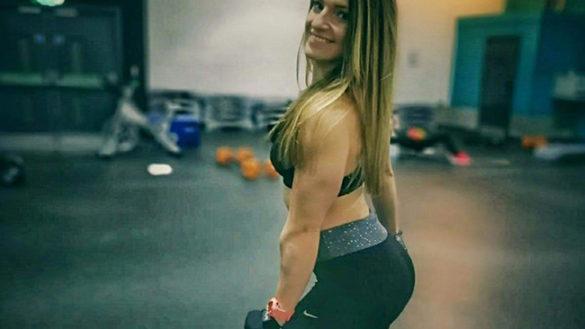 Bodybuilding al femminile. Intervista a Nina Joanna Sulainis
