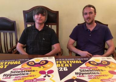 Festival Beat, presentata la 26esima edizione