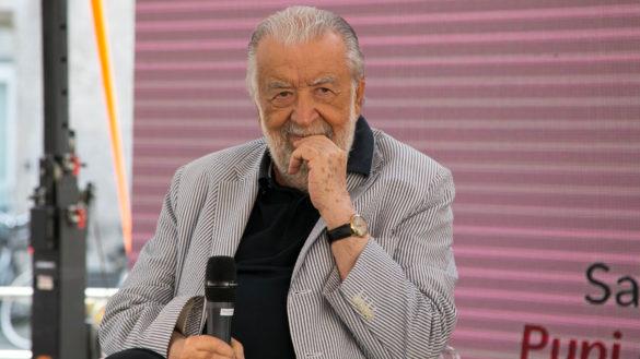 """Pupi Avati a """"Domenica Live in Parma"""""""