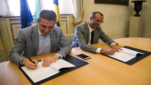 Parma-Pesaro: firmato un protocollo per la rispettiva promozione turistica