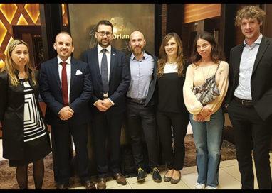 Il gruppo Giovani Imprenditori di Ascom in trasferta a Roma