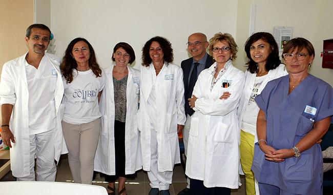 Nati prematuri,  Colibrì sostiene la Neonatologia del Maggiore