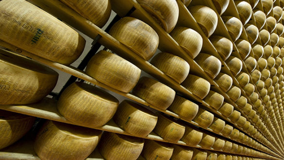 2018 anno record per il Parmigiano, prodotte 3,7 milioni di forme