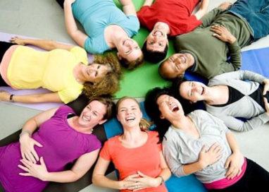 Yoga della Risata e Yoga Nidra al Parco Ducale