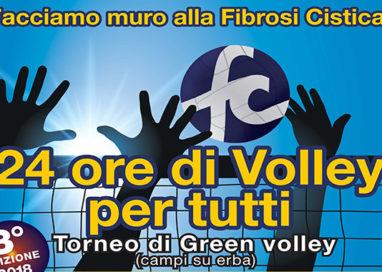"""""""Facciamo muro alla fibrosi cistica"""", la festa del volley a Sorbolo!"""