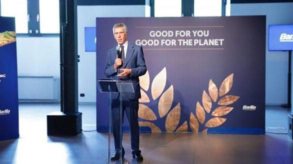 Barilla: combattiamo insieme per un'alimentazione sostenibile