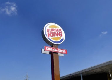 Dopo tre McDonald's, apre anche Burger King!