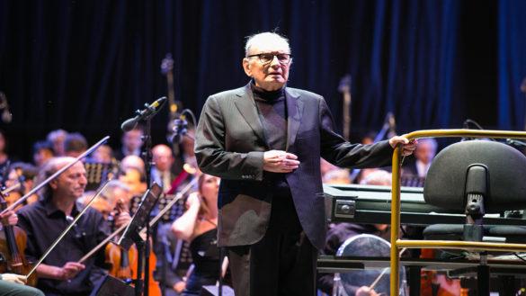 Cittadella Music festival, Morricone emoziona e incanta