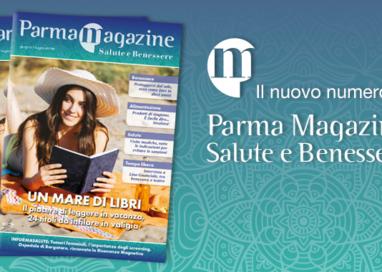 Un mare di libri…il nuovo numero di Parma Salute e Benessere Magazine