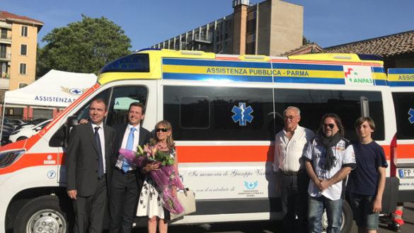 La nuova Papa 7 sarà anche l'Ambulanza dei desideri
