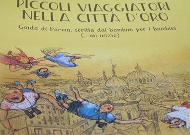 """""""Piccoli viaggiatori nella città d'oro"""", la guida di Parma per i bambini"""