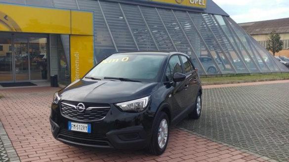 Opel Astra e Opel Crossland X tra le proposte di Scaimotor