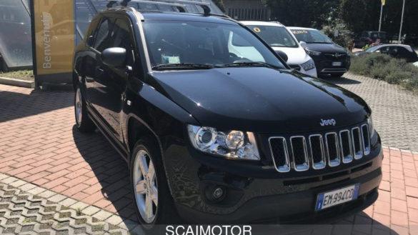 Le proposte di Scaimotor ad agosto: Jeep Compass