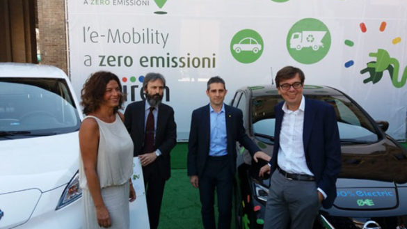 Mobilità elettrica in arrivo a Parma sostenuta dal Gruppo IREN