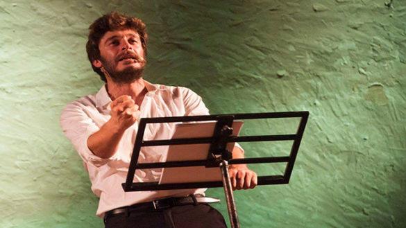 """Lino Guanciale: """"Il teatro aiuta a mettersi nei panni degli altri"""""""