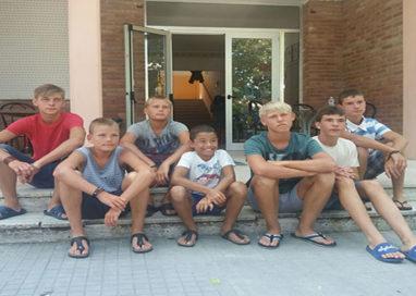 Da Chernobyl a Sala Baganza. L'estate salese di sette ragazzi bielorussi