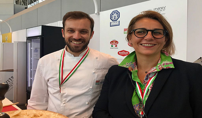 GALLERY. Summer Fancy Food, le aziende di Parma a New York