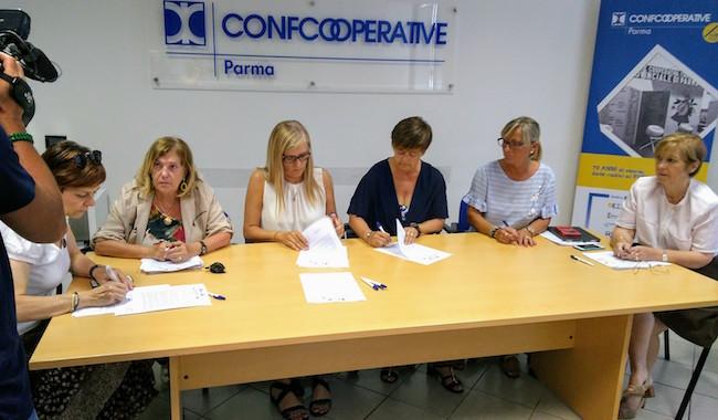 Sindacati e cooperative uniti contro le molestie sul lavoro