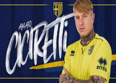 Parma, torna Ciciretti in prestito secco