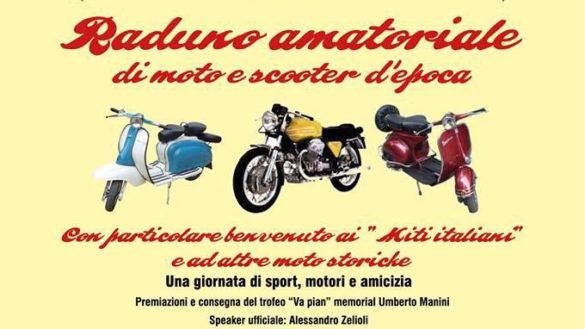"Gara di slow race ""Va pian"" a Marola, Reggio Emilia"