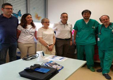 Ospedale di Vaio: doppia donazione per la Pediatria