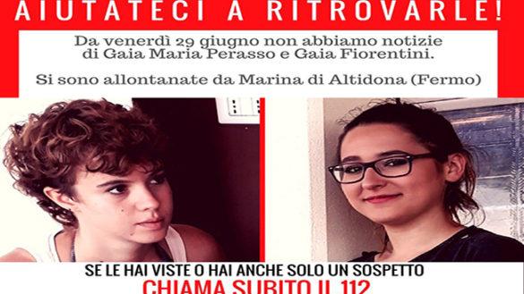 """Ragazze scomparse, Massari a Salvini: """"Chiedo massimo supporto"""""""