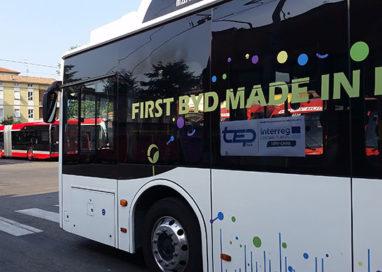 TEP: tappa in piazza Garibaldi per il Bus Elettrico