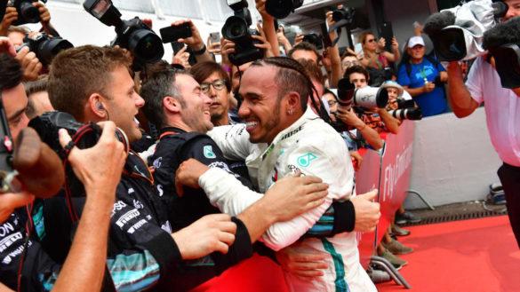 Formula 1, la nuova classifica dopo la vittoria di Hamilton