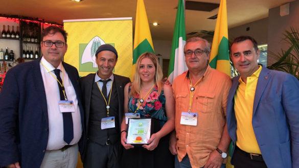 Premio Innovazione Codiretti, una menzione speciale al Parmigiano Gelato