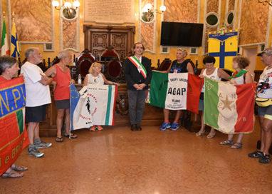 """A Parma la staffetta """"Per non dimenticare"""""""