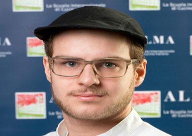 ALMA: Alberto Santini da Parma nuovo Bakery Chef