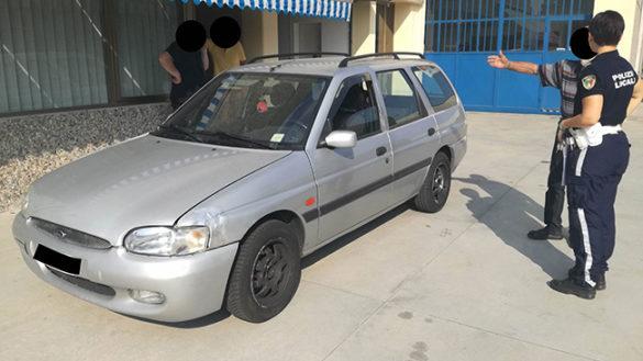 Auto sparita nel milanese ritrovata a… Busseto