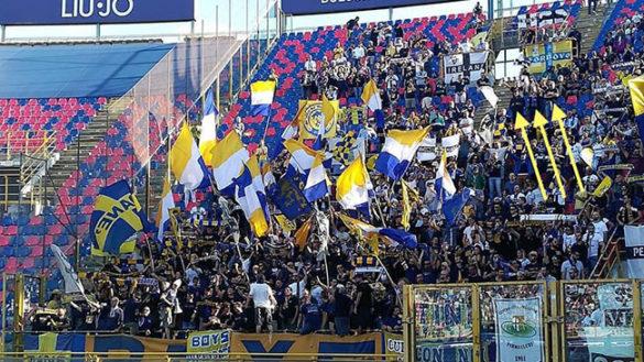 Il Parma cade contro la Spal: 1 a 0
