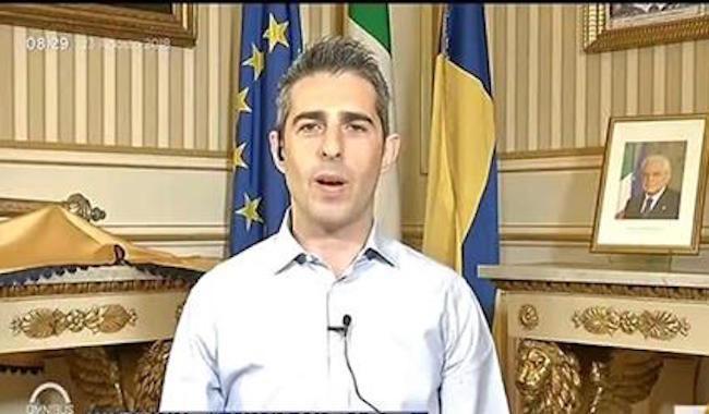 """Pizzarotti: """"Parma ha rischiato il dissesto come Catania, ma ce l'ha fatta"""""""