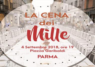 """""""Cena dei Mille"""", le stelle della cucina a Parma per una finalità benefica"""