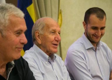 Parma celebra il grande Campione Vittorio Adorni!