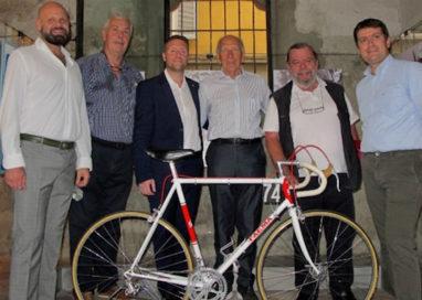 Parma celebra il Campione Vittorio Adorni