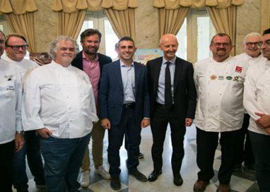 """Cena dei Mille, Cracco: """"Orgoglioso di rappresentare Parma"""""""