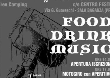 Food, drink and music: Moto incontro del Branco a Sala Baganza