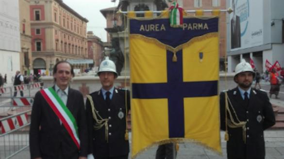 Parma alla cerimonia del 38° anniversario della strage di Bologna
