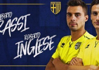 Inglese e Grassi sono due giocatori del Parma