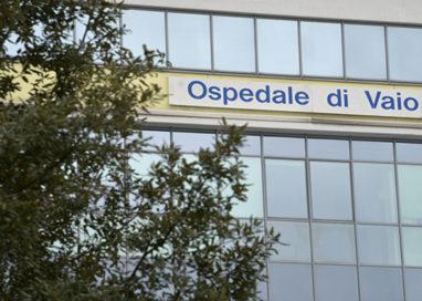 Ospedale di Vaio: al via la prima fase della riqualificazione del comparto operatorio