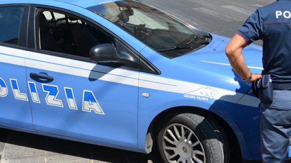 Botte e insulti nel bar di Via Trento, per due volte