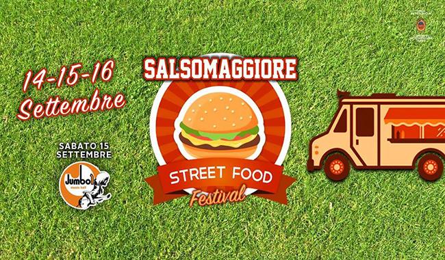 A settembre torna il Salsomaggiore Street Food Festival