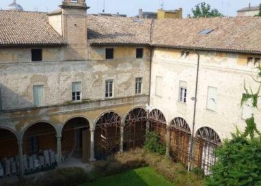 """Approvato il progetto di restauro dei """"Chiostri del Correggio"""""""