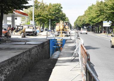 Via Sidoli, modifiche alla viabilità fino al 22 settembre