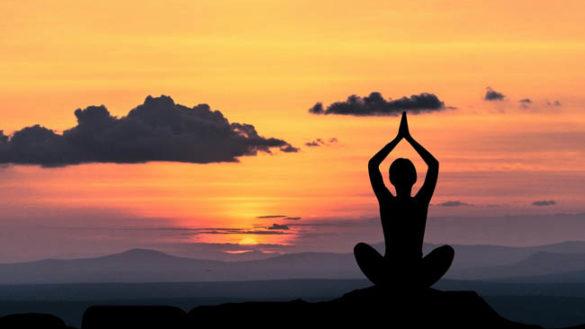 Lo yoga per rientrare dalle ferie senza stress…