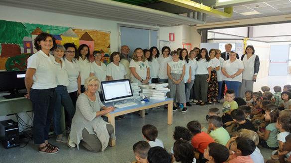 Nidi e scuole d'infanzia di Parma, donati 20 pc e 16 tablet!