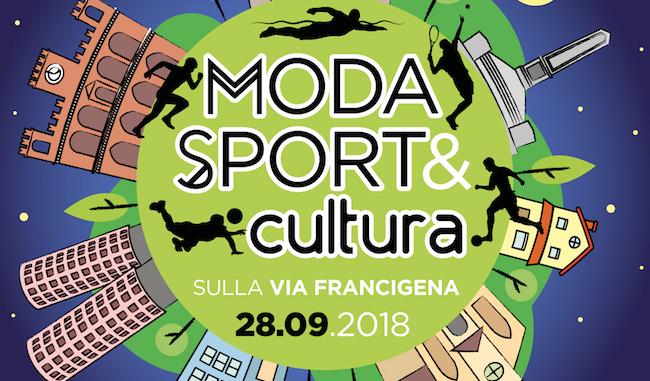 Moda, sport e cultura sulla via Francigena: Fidenza si veste a festa