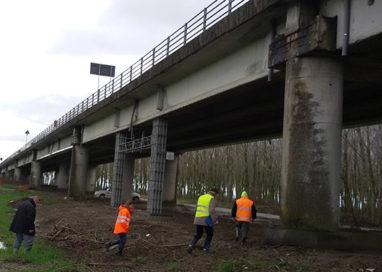 Ponte sul Po di Ragazzola: pubblicato il bando per i lavori